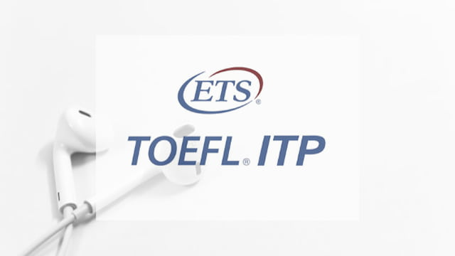 TOEFL ITP リスニングの解き方