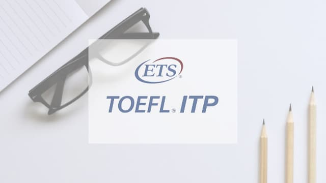 TOEFL ITPの勉強方法