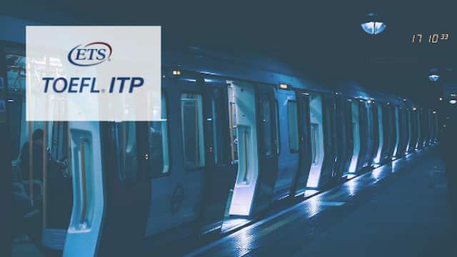 TOEFL ITP 満点